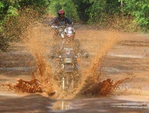 Motorbike Tours Laos Luang Prabang Motorbike tours Offroad Laos