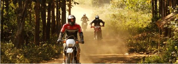 Tours moto Laos